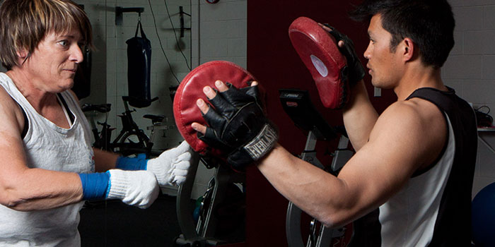 Boxing Class | Fitness Canterbury